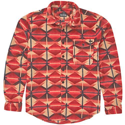 Camisa Hombre Furnace Flannel II