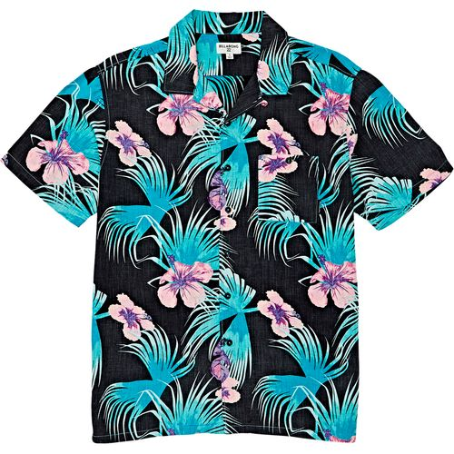 Camisa Manga Corta Hombre Vacay Print