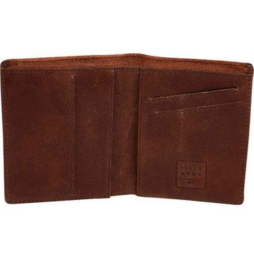 Billetera Hombre Gaviotas Leather