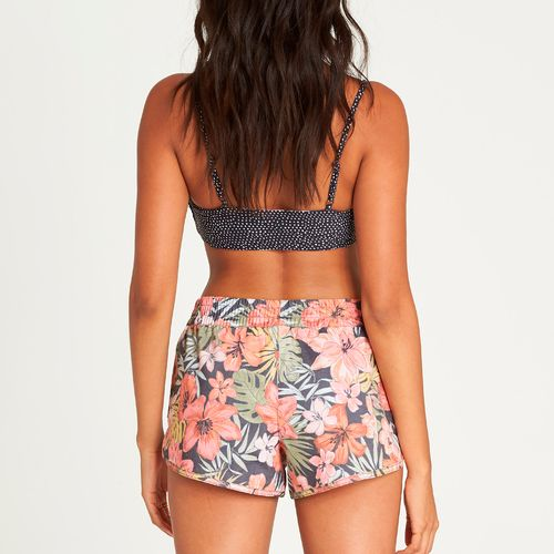 Short Mujer Wild Tropic Volley