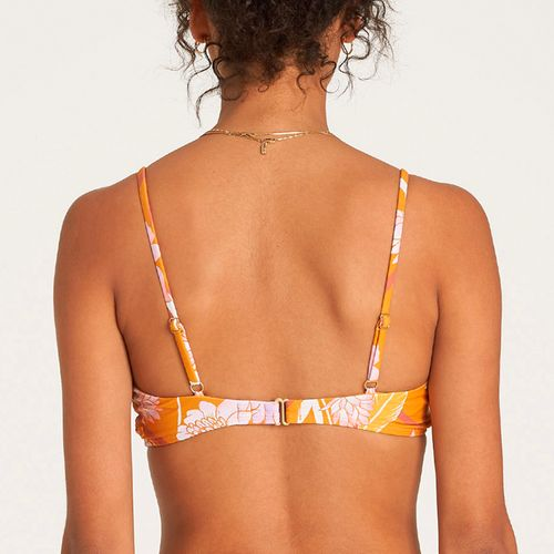 Bikini Top Mujer High On U Mini Crop