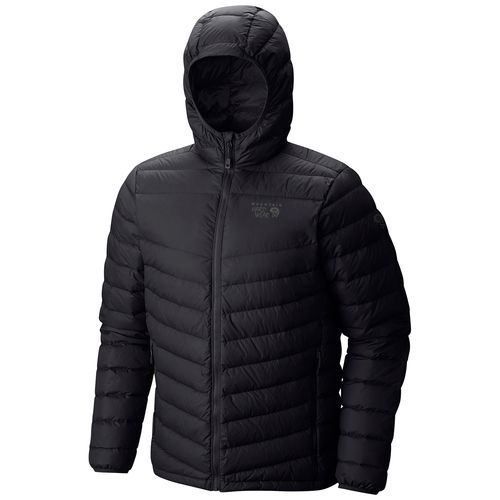 Parka Pluma Hombre Micro Ratio Hooded Down
