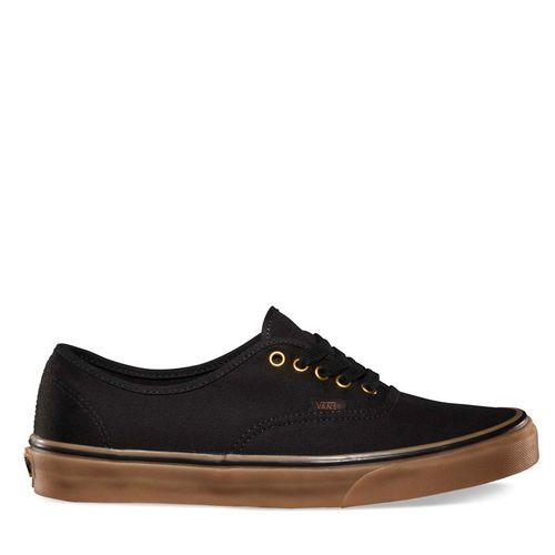 Zapatillas Authentic Black/Rubber