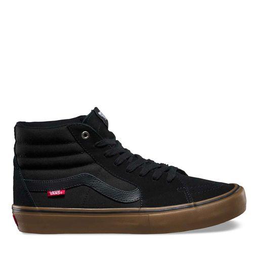 Zapatillas Sk8-Hi Pro Black/Gum