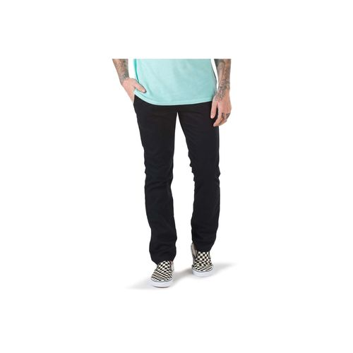 Pantalón Authentic Chino Stretch Black