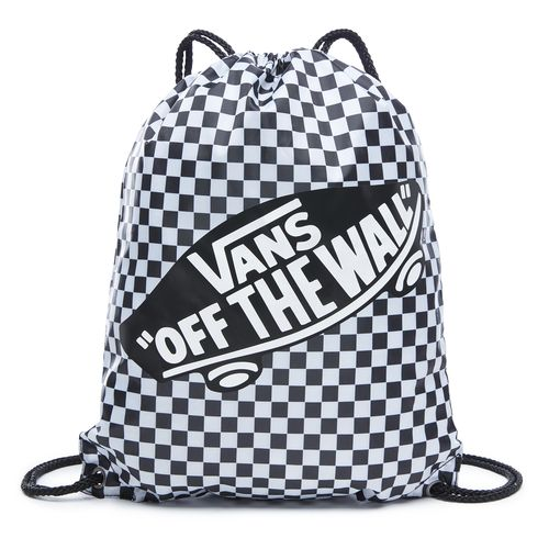 Mochila Benched Bag Black/White Checkerboard