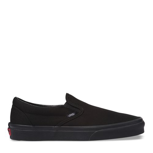Zapatillas Classic Slip-On Black/Black