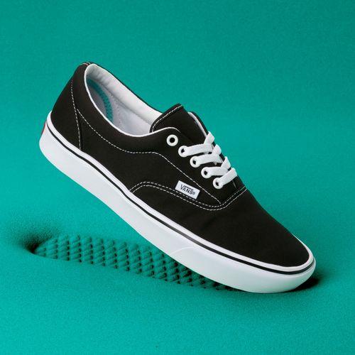 Zapatillas ComfyCush Era (Classic) Black/True White