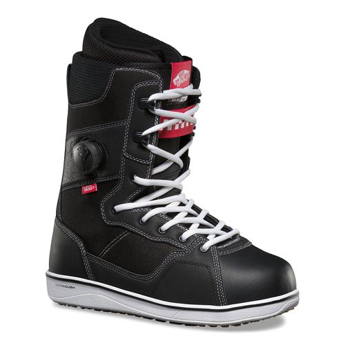 Bota Snow MN Implant Pro Black/White