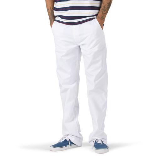 Pantalón Authentic Chino Pro White (Baker)
