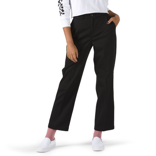 Pantalón Authentic Chino W Black