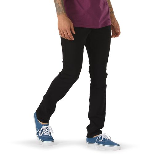 Pantalón V76 Skinny Black