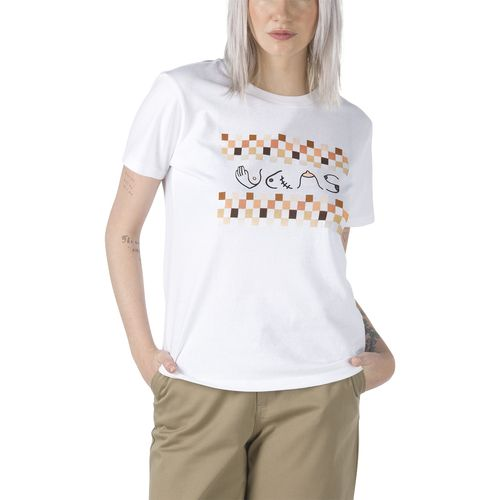 Polera Bca Tee (Breast Cancer)/Nude Check