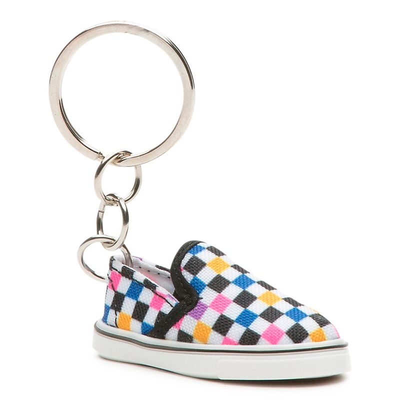 Llavero-Slip-On-Keychain-Multi-Check