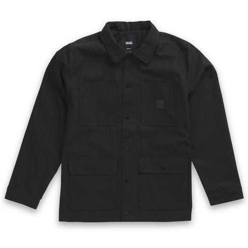 Chaqueta Drill Chore Coat Lined Black (Rz/Ripstop)