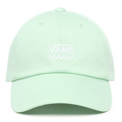 Jockey Court Side Hat Green Ash-White