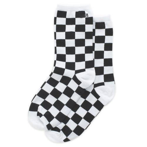 Calcetines Ticker Sock 7-10 1Pk Black Checkerboard
