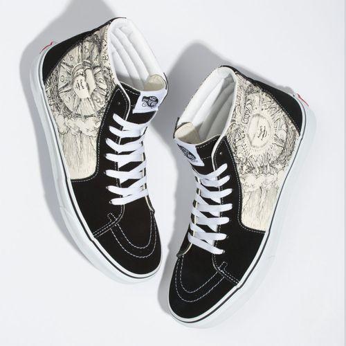 Zapatillas Sk8-Hi (Ouroboros) Black/True White