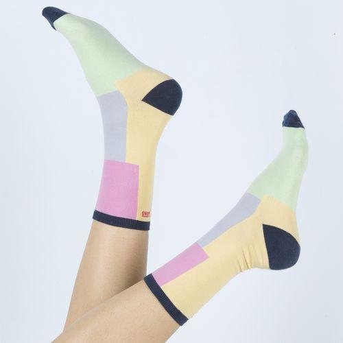 Calcetines Ticker Sock 6.5-10 1Pk Checkwork