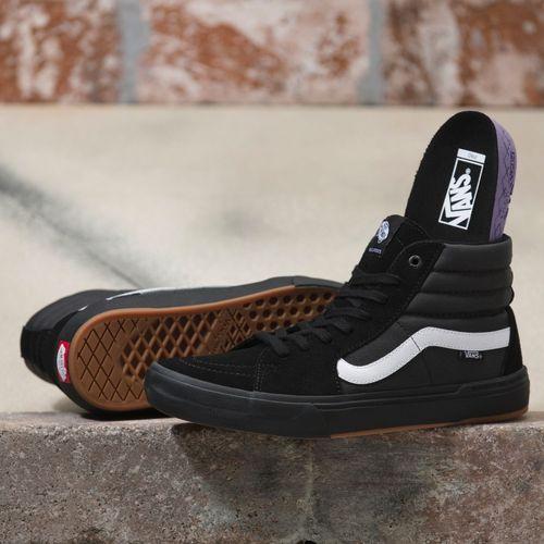Zapatillas Sk8-Hi Pro Bmx Black/White