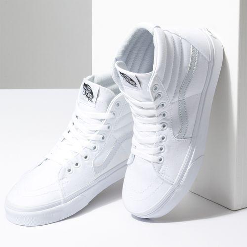Zapatillas Sk8-Hi True White