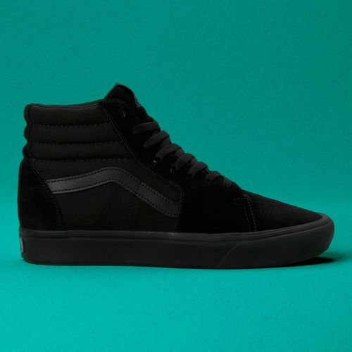 Zapatillas ComfyCush SK8-Hi (Classic) Black/Black