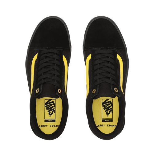 Zapatillas Old Skool Pro Bmx (Larry Edgar) Black/Yellow