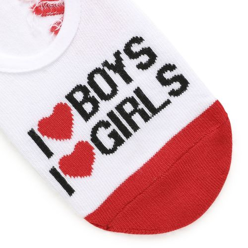 Calcetines Boys Girls Canoodles 6.5-10 3Pk Multi