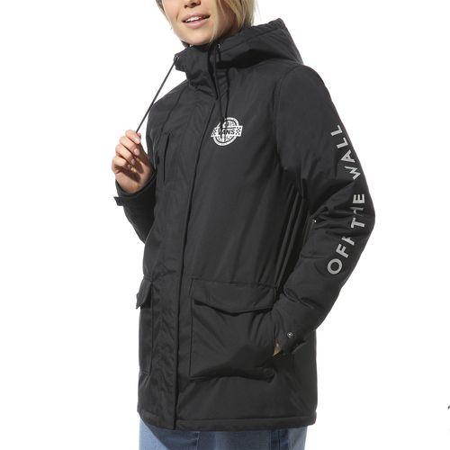 Chaqueta Mad Air Jacket Mte Black