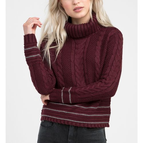 Sweater Mujer Mix Up