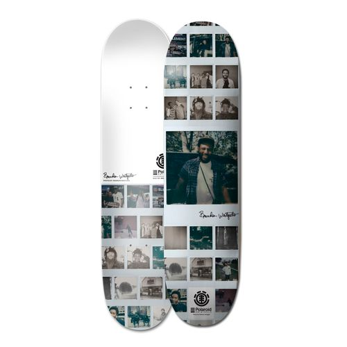 Tabla Skatebodard Polaroid Westgat 8