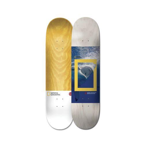 Tabla de Skateboard 8.5 Nat Geo Greyson Shrk