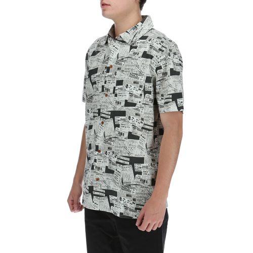 Camisa Manga Corta Hombre Destination