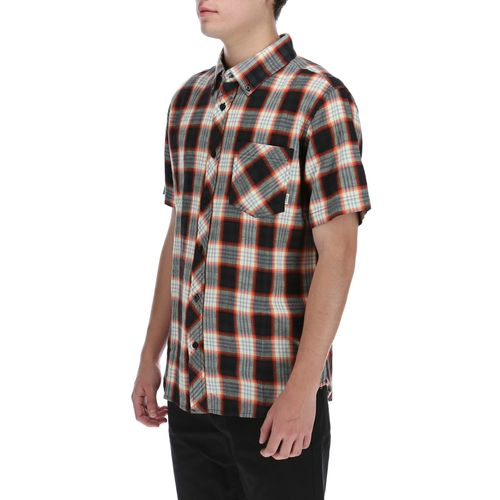 Camisa Manga Corta Hombre Gradient
