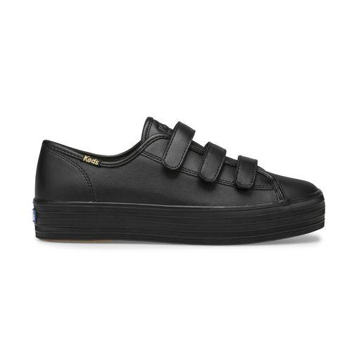 Zapatilla Triple Kick Velcro Leather