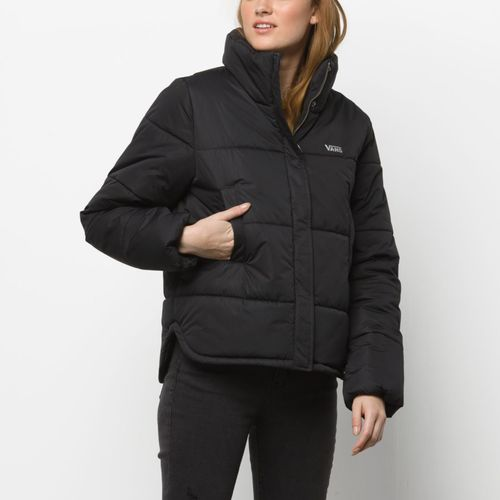 Chaqueta Galatic Spiral Puffer Jacket Mte Black