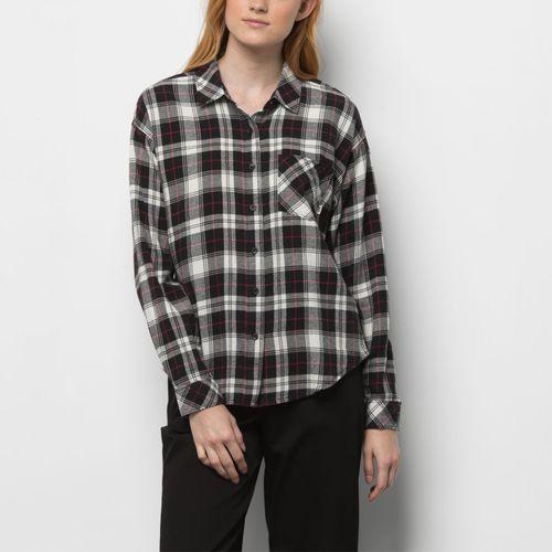 Camisa Brimms II Flannel Black