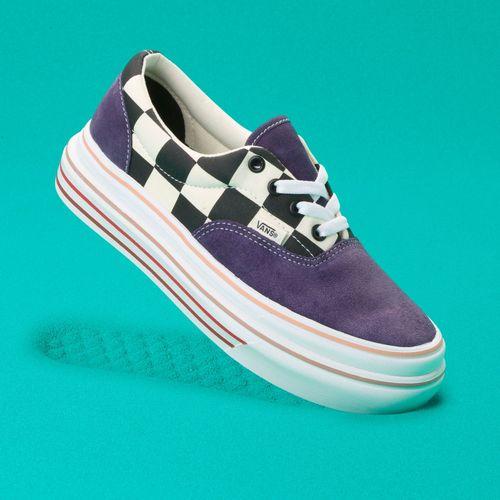 Zapatillas Super Comfycush Era (Suede/Canvas) Purple Velvet/Classic White