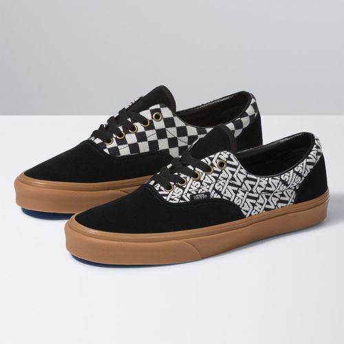 Zapatillas Era (Vans Jacquard) Black/Turtledove