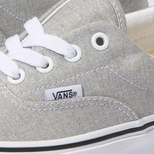Zapatillas Era Silver/True White