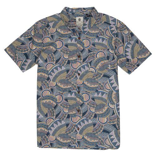 Camisa Manga Corta Hombre Turtle