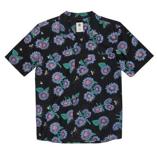 Camisa Manga Corta Hombre Sunflowers