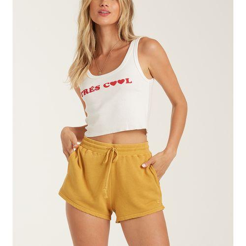 Short Mujer Gold Coast