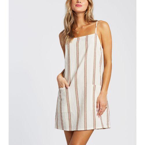 Vestido Mujer Straight Round