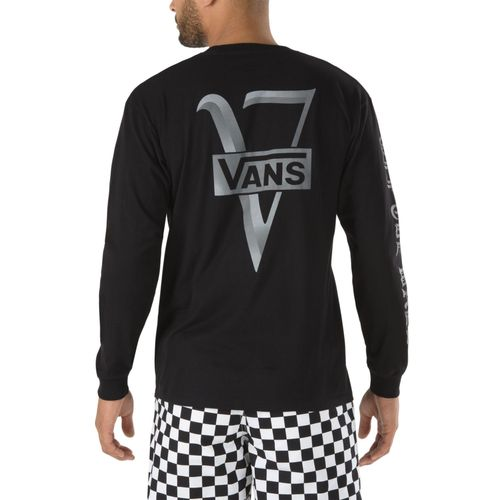 Polera Ave Ls Black