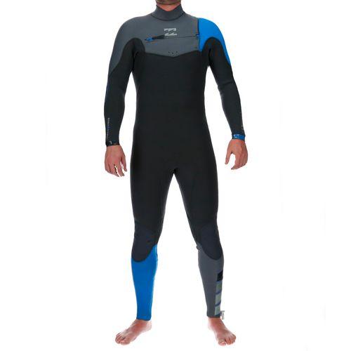 Traje De Agua Hombre 4/3 Furnace Comp Chest Zip Full Wetsuit
