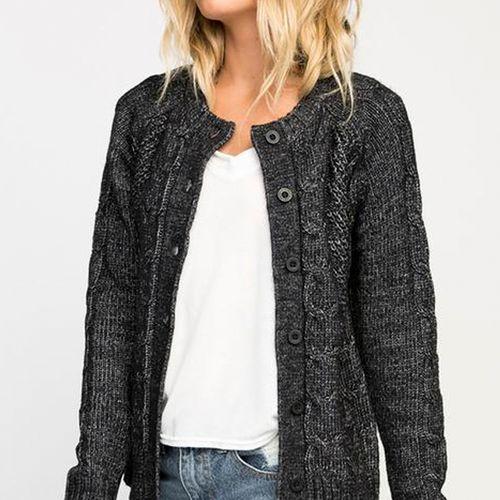 Sweater Mujer Pavement Cardi