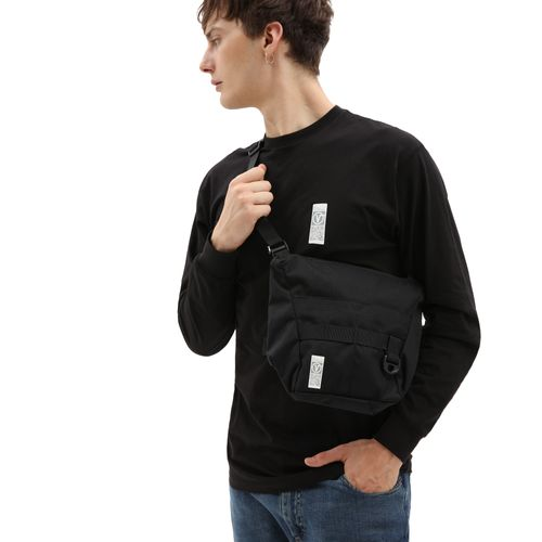 Bolso Quick Response Shoulder Bag Black Ripstop