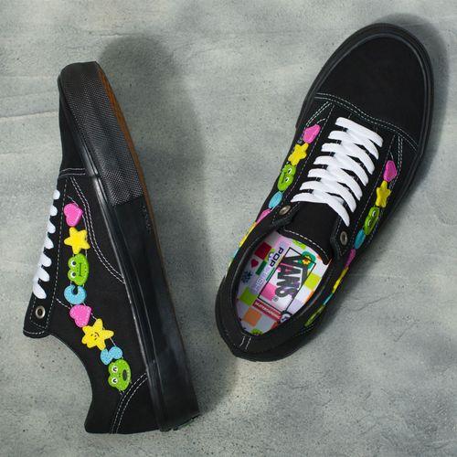 Zapatillas Mn Skate Old Skool Ltd (Frog) Black/Black