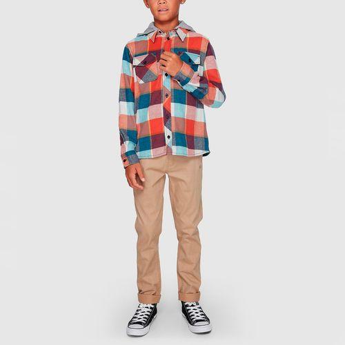 Camisa Niño Tacoma 3C Hood Boy